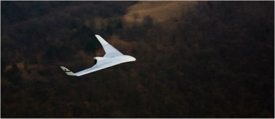 C-Astral UAV in flight